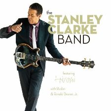 (Jazz, Funk) Stanley Clarke - The Stanley Clarke Band featuring Hiromi - 2010, FLAC (image+.cue), lossless