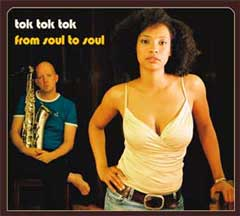 (Jazz, Vocal) [CD] Tok Tok Tok - From Soul to Soul - 2006, FLAC (image+.cue), lossless